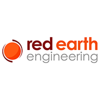 red earth logo